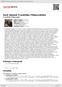 Digitální booklet (A4) Šest dýmek Františka Filipovského