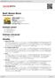 Digitální booklet (A4) Bad! Bossa Nova