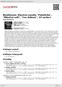 """Digitální booklet (A4) Beethoven: Klavírní sonáty """"Patetická"""", """"Měsíční svit"""", """"Les Adieux"""", 32 variací"""