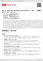 Digitální booklet (A4) Sto nejkrásnějších písní (+1) / 1960 – 2010 /