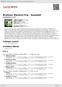 Digitální booklet (A4) Brahms: Klavírní tria - komplet