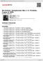 Digitální booklet (A4) Bernstein: Symphonies Nos 1-3, Prelude, Fugue & Riffs