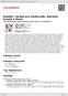 Digitální booklet (A4) Kalabis: Sonáty pro violoncello, klarinet, housle a klavír