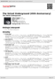 Digitální booklet (A4) The Velvet Underground [45th Anniversary]