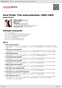 Digitální booklet (A4) Soul Pride: The Instrumentals 1960-1969