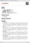 Digitální booklet (A4) Faith