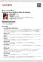 Digitální booklet (A4) Drummer Man
