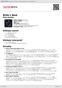 Digitální booklet (A4) Billie's Best
