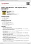 Digitální booklet (A4) Bing's Gold Records - The Original Decca Recordings