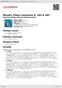Digitální booklet (A4) Mozart: Piano Concertos K. 453 &  467