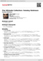 Digitální booklet (A4) The Ultimate Collection: Smokey Robinson