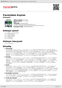 Digitální booklet (A4) Favorieten Expres
