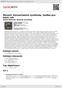 Digitální booklet (A4) Mozart: Koncertantní symfonie, hudba pro lesní roh