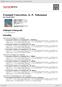 Digitální booklet (A4) Trumpet Concertos, G. P. Telemann