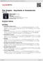 Digitální booklet (A4) The Singles – Keychains & Snowstorms