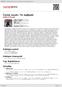 Digitální booklet (A4) Černý racek / To nejlepší