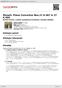 Digitální booklet (A4) Mozart: Piano Concertos Nos.21 K.467 & 27 K.595