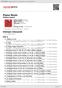 Digitální booklet (A4) Piano Music