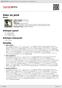 Digitální booklet (A4) Alles ist jetzt