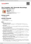 Digitální booklet (A4) The Complete 1957 Riverside Recordings