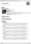 Digitální booklet (A4) Alma