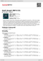 Digitální booklet (A4) Hadí doupě (MP3-CD)