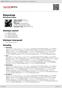 Digitální booklet (A4) Niepokoje