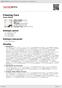 Digitální booklet (A4) Chasing Cars