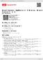 Digitální booklet (A4) Beethoven: Symfonie č. 3 Eroica, Klavírní koncert č. 2