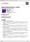 Digitální booklet (A4) Disney Peaceful Piano: Lullaby
