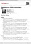 Digitální booklet (A4) Hemispheres [40th Anniversary]