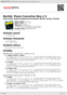 Digitální booklet (A4) Bartók: Piano Concertos Nos.1-3