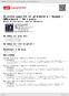 Digitální booklet (A4) Slavné operetní předehry / Suppé / Offenbach / Strauss