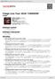 """Digitální booklet (A4) Chage Live Tour 2018 """"CRIMSON"""""""