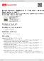Digitální booklet (A4) Beethoven: Symfonie č. 3 Es dur, Eroica, Fantazie c moll