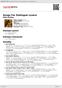 Digitální booklet (A4) Songs For Distingué Lovers