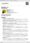Digitální booklet (A4) Number 1's