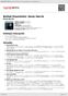 Digitální booklet (A4) Ballad Essentials:  Gene Harris