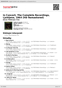 Digitální booklet (A4) In Concert, The Complete Recordings, Ljubljana, 1964 (HD Remastered)