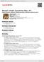 Digitální booklet (A4) Mozart: Violin Concertos Nos. 3-5