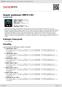 Digitální booklet (A4) Šepot podzemí (MP3-CD)