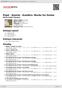Digitální booklet (A4) Pujol - Duarte - Koshkin: Works for Guitar