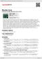 Digitální booklet (A4) Muziko hrej