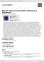 Digitální booklet (A4) Mozart: Smyčcové kvartety (věnované J. Haydnovi)