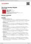 Digitální booklet (A4) The Song Society Playlist