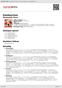 Digitální booklet (A4) Dankeschon