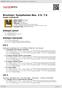 Digitální booklet (A4) Bruckner: Symphonies Nos. 3-5; 7-9