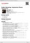 Digitální booklet (A4) Fujiko Hemming:  Impressive Pieces