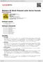 Digitální booklet (A4) Present Latin Verve Sounds