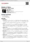 Digitální booklet (A4) Patato & Totico